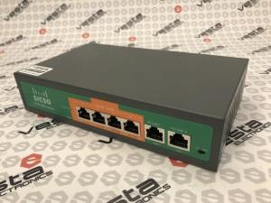 VESTA P4806J-4578 (POE) / кількість каналів 4 port poe / ethernet 2 порта / 100мб. / бж внутрішній 48v