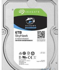 HDD Жорсткий диск Seagate SKYHAWK 6 TB / 5900rpm / 64mb / sata 3.5