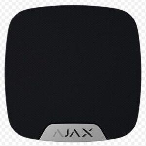 AJAX HOMESIREN / ЧОРНА / безпровідна внутрішня сирена / колір чорний