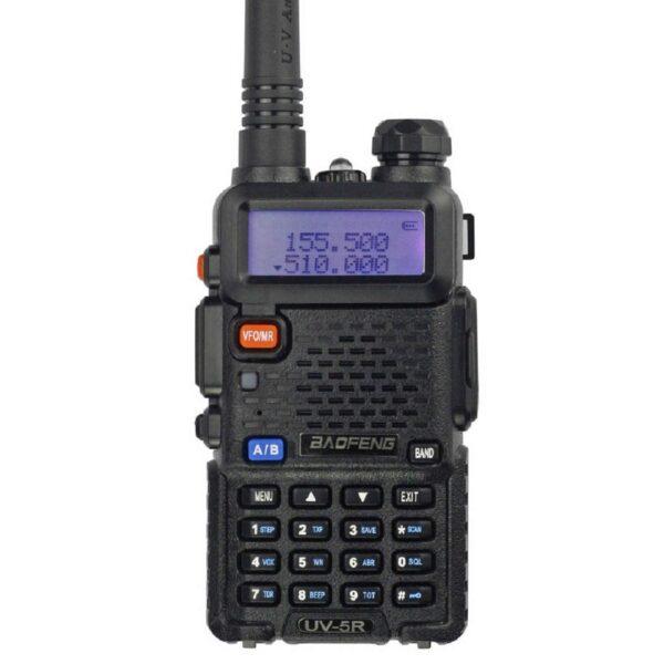 Портативна ( ручна ) радіостанція Baofeng UV-5R / 5 вт