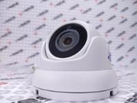 IP-камера LONGSE LIRDBASF200 (2.8ММ) / 2mp / ір / монофокал фокус 2.8 / купол метал / нічна підсвітка до 20м / poe / bitvision cloud / колір білий