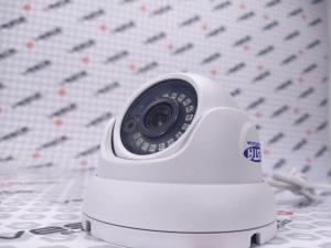 IP-камера LONGSE LIRDBAS800 (3.6ММ) / 8mp sony / ір / монофокал фокус 3.6 / купол метал / інфрачервона підсвітка до 20м / poe / sd до 128гб / b2b bitvision / колір білий