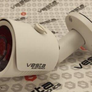 HD-камера LONGSE LBH30THC200F (3.6) / 2 мп / ahd-tvi-cvi-analog / фокус 3.6 мм монофокал (83°) / іч нічна підсвітка до 25м / корпус циліндр ip67 / колір білий