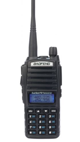 Портативна ( ручна ) радіостанція Baofeng UV-82 / 5 вт