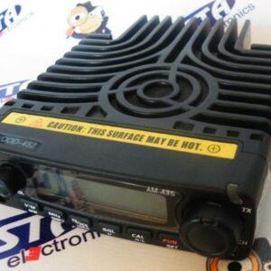 Автомобільна радіостанція Gaywood AM-435 / uhf 400-470 мгц / аналог / потужність 45 ватт / дисплей