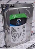 HDD Жорсткий диск Seagate SKYHAWK 4 TB / 5900rpm / 64mb / sata 3.5