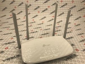 Роутер TP-link AC-1200(ARCHER C50) / 1wan+4lan / wifi / 300mb / 4 антени